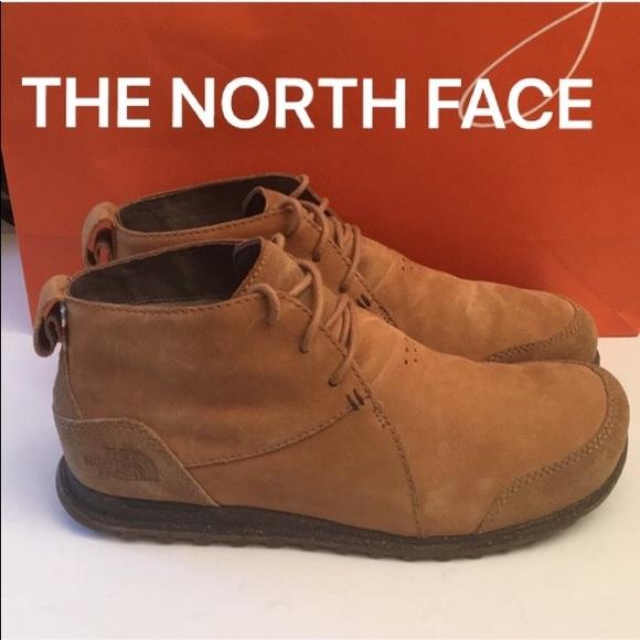 The North Face Mens Chukka Boots